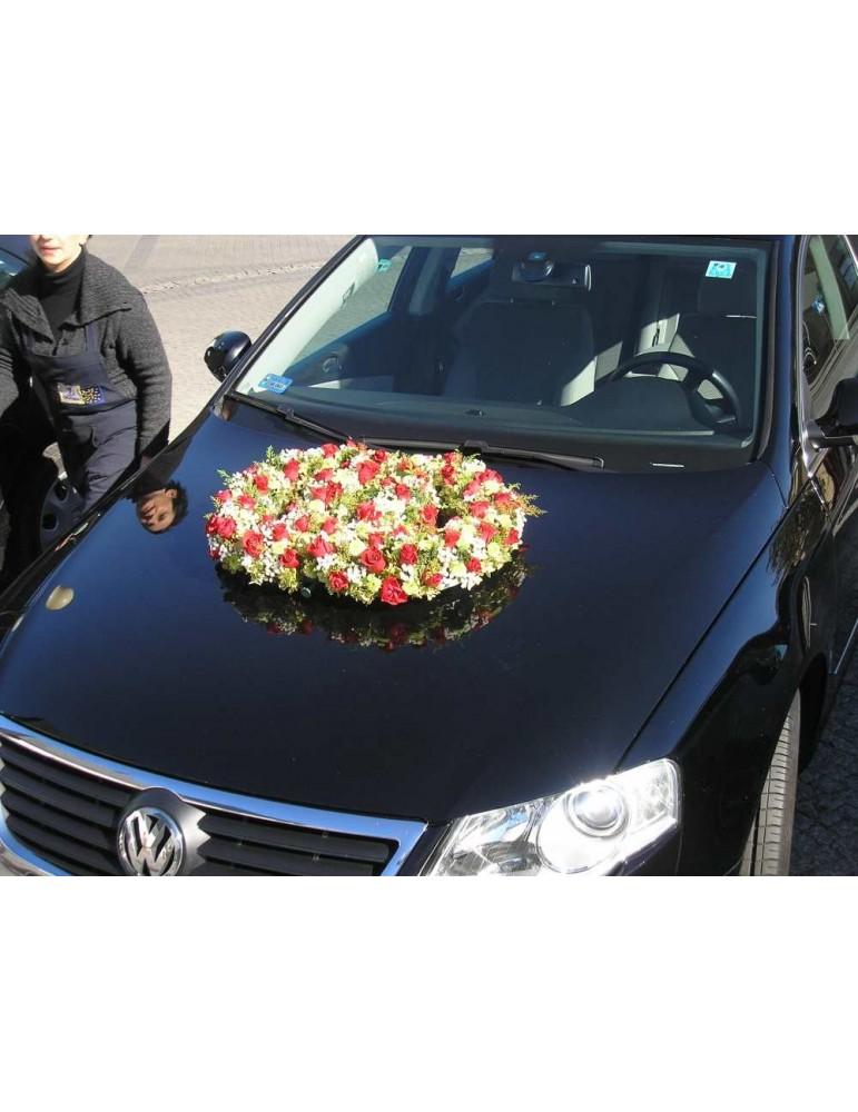 Kompozycja na samochód